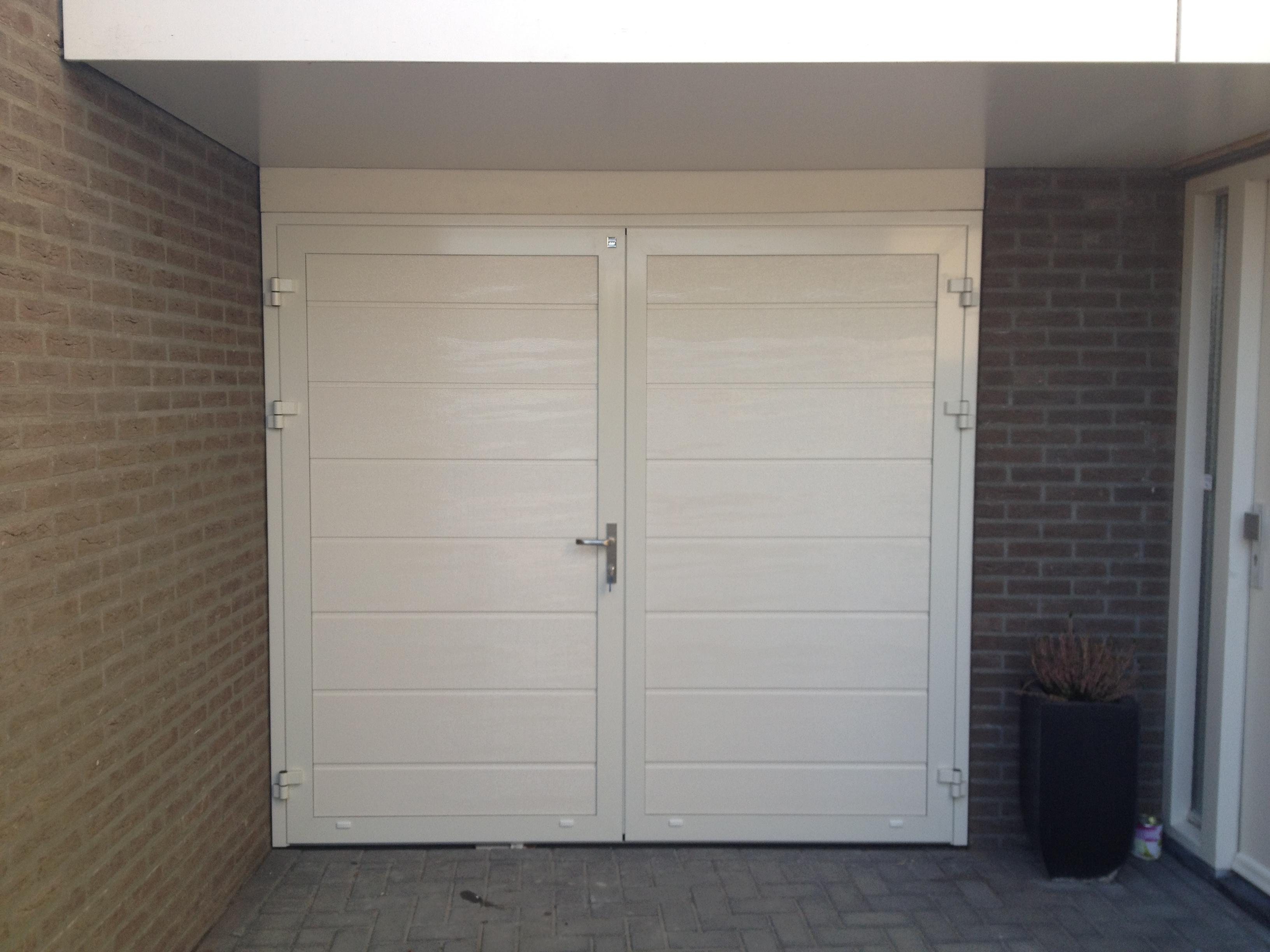 Ontwerp uw eigen openslaande deur different doors garagedeuren - Deur kast garagedeur ...
