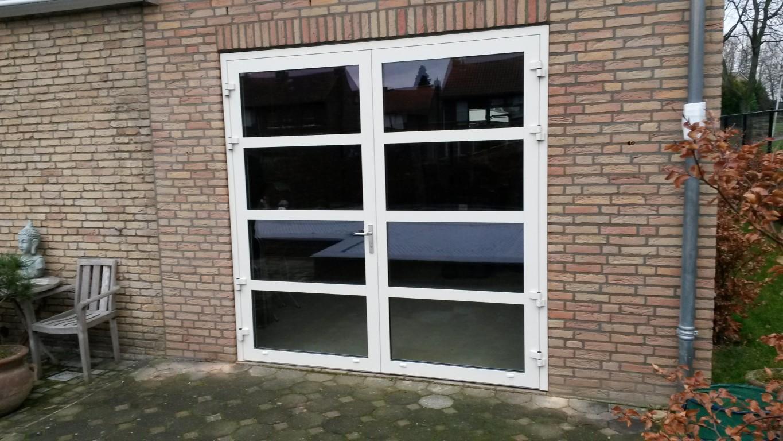 New Ontwerp uw eigen openslaande deur! - Uw specialist in bedrijfs- en &NX37